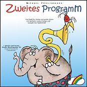 CD-Cover: Zweites Programm