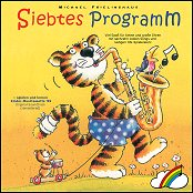 CD-Cover: Siebtes Programm