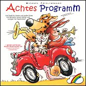 CD-Cover: Achtes Programm