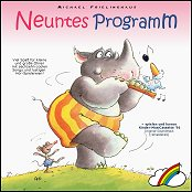 CD-Cover: Neuntes Programm